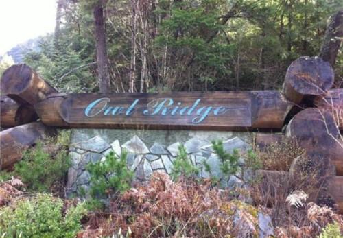 Lot 36-Owl Ridge