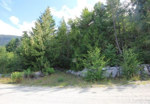 Lot 10-Lillooet Lake Forest Service Road